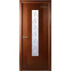Дверь шпон Belwooddoors Классика люкс ДО рис 24 орех