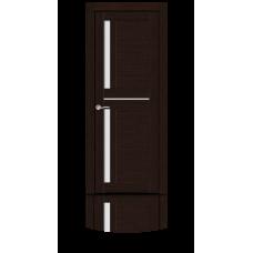 Ульяновская дверь экошпон Ситидорс Баджио ДО Венге