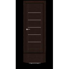 Ульяновская дверь экошпон Ситидорс Клеопатра-5 ДО Венге