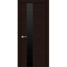 Ульяновская дверь экошпон Ситидорс Новита ДО(ч) Венге
