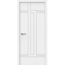 Дверь эмаль Demfa Премьера-1 ДГ Белый