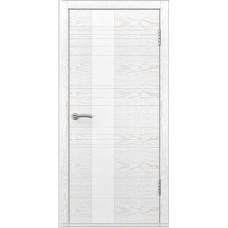 Дверь шпонированная Dio Doors Лайн-3 ДО Ясень белый
