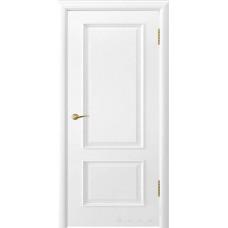 Дверь эмаль Dio Doors Криста-1 ДГ Эмаль белая