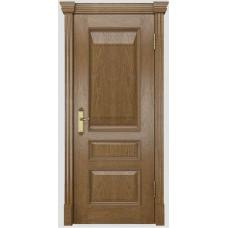 Дверь шпонированная Dio Doors Цезарь-2 ДГ Дуб американский светлый