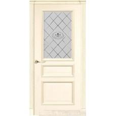 Дверь шпонированная Dio Doors Цезарь-2 ДО Ясень жасмин