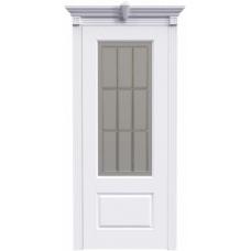Дверь эмаль Двери-А Аккорд А15 ДО Эмаль белая