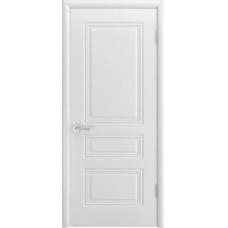 Дверь эмаль Двери-А Трио Грейс ДГ Эмаль белая