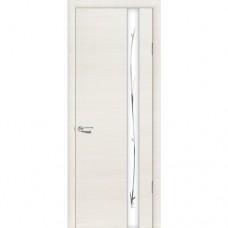 Дверь ПВХ Двери-А Маркиз ДО Дуб неаполь кремовый поперечный