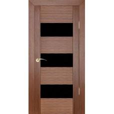 Дверь шпонированная ZADOOR D3 Бриз ДО(Ч) орех