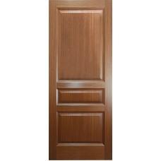 Ульяновская дверь шпонированная Дворецкий Готика ДГ орех