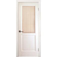 Дверь шпонированная Дворецкий Классик ДО белый ясень