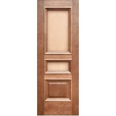 Ульяновская дверь шпонированная Дворецкий Равена ДО мореный дуб