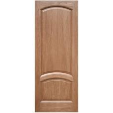 Ульяновская дверь шпонированная Дворецкий Соло ДГ натуральный дуб