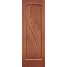 Ульяновская дверь шпонированная Дворецкий Версаль ДГ темный анегри