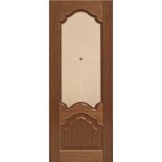 Ульяновская дверь шпонированная Дворецкий Виктория ДО орех