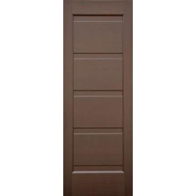 Дверь шпонированная Дворецкий Влада 2 ДГ венге