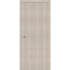 Дверь экошпон BRAVO Тренд-0 ДГ Cappuccino Veralinga