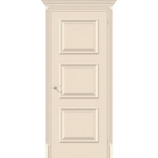 Дверь экошпон BRAVO el'PORTA Классико-16 ДГ Ivory