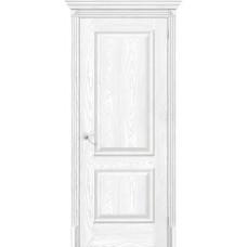 Дверь экошпон BRAVO el'PORTA Классико-12 ДГ Silver Ash