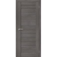 Дверь BRAVO el'PORTA Порта-21 ДГ 3D Grey