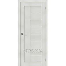 Дверь экошпон BRAVO el'PORTA Порта-26 ДГ Bianco Veralinga