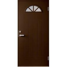 Дверь входная финская Jeld Wen Basic B0050 Коричневый