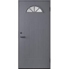 Дверь входная финская Jeld Wen Basic B0050 Серый