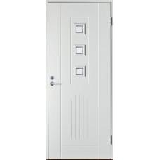 Дверь входная финская Jeld Wen Basic B0060 Белый