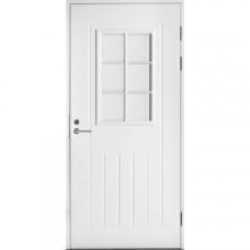 Дверь входная финская Jeld Wen Function F1848 W71 Белый
