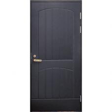 Дверь входная финская Jeld Wen Function F2000 Серая