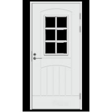 Дверь входная финская Jeld Wen Function F2000 W71 Белый