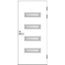 Дверь входная финская Jeld Wen Function F2090 W53 Белый