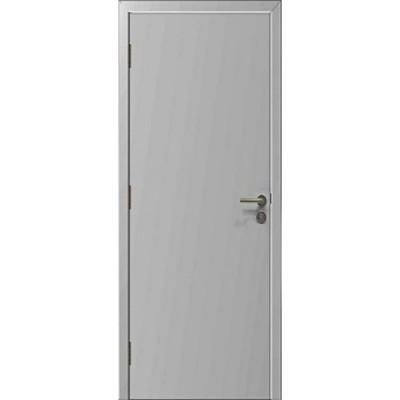 Дверь противопожарная Kapelli светло серый RAL 7035