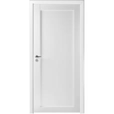 Дверь пластиковая Kapelli Ecoline белый
