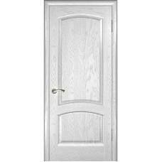 Дверь шпонированная Комфорт Александрит ДГ дуб молочный