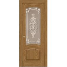 Дверь шпонированная Комфорт Александрит ДО дуб