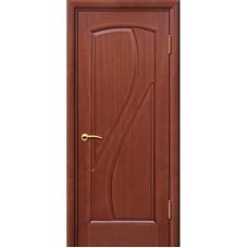 Дверь шпонированная Комфорт Дионит ДГ темный анегри