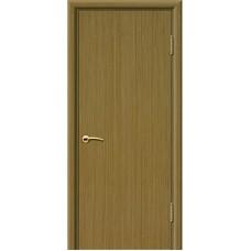 Дверь шпонированная Комфорт Мальта ДГ дуб
