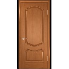 Дверь шпонированная Комфорт Рубин 2 ДГ светлый анегри