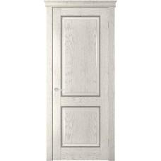 Ульяновская дверь шпонированная Легенда Прайм  ДГ капучино