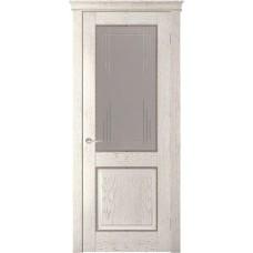 Ульяновская дверь шпонированная Легенда Прайм  ДО капучино