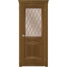 Ульяновская дверь шпонированная Легенда Тридорс  ДО ольха