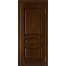 Ульяновская дверь шпонированная ЛайнДор Алина  ДГ Орех