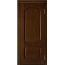 Ульяновская дверь шпонированная ЛайнДор Богема  ДГ Орех
