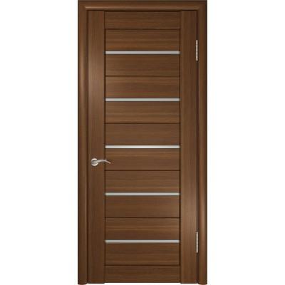 Дверь Luxor Экошпон ЛУ 22 темный орех