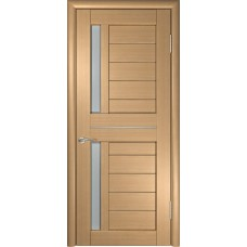 Дверь Luxor Экошпон ЛУ 27 орех