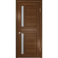 Дверь Luxor Экошпон ЛУ 27 темный орех