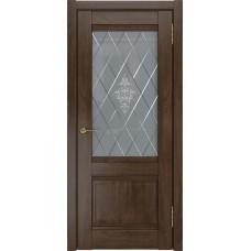Дверь экошпон ЛУ 52 Дуб корица