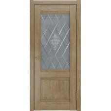 Дверь экошпон ЛУ 52 Дуб натуральный