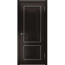 Дверь экошпон ЛУ 61 Дуб темный